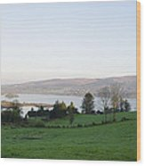 Looking Over Lough Eske - Donegal Ireland Wood Print