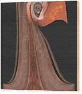 Lord Beaker Wood Print