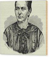 Loreta Janeta Velazquez (1842-1897) Wood Print