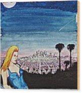 Los Angeles 1992 Wood Print