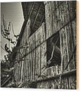 Lost Barn Wood Print
