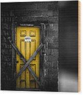 Lost Control Wood Print by Bob Orsillo