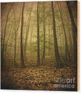 L.ost Wood Print