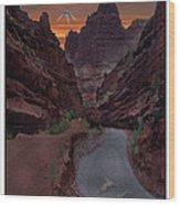 Lost Film Number 1 Wood Print