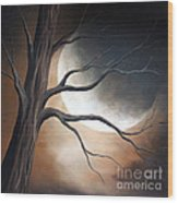 Lost In Your Beauty By Shawna Erback Wood Print