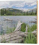 Lost Lake Colorado II Wood Print