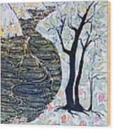 Lothlorien  Wood Print