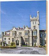 Lough Eske Castle - Ireland Wood Print