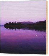 Lough Gill  Ireland Wood Print