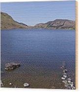 Lough Talt In County Sligo Ireland Wood Print