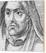 Louis De Blois (1506-1566) Wood Print