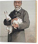 Louis Pasteur Wood Print