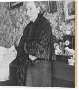 Louise Michel (1830-1905) Wood Print