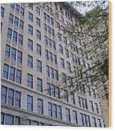 Louisville  Buildings 1 Wood Print
