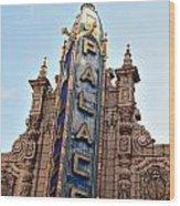 Louisville Palace Theater Wood Print