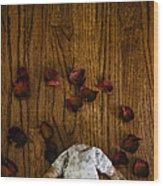 Love Loss Wood Print