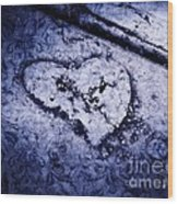 Love Reveals Truth Wood Print