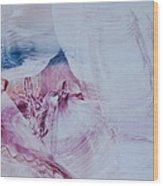 Love Sent Down From Heaven Wood Print