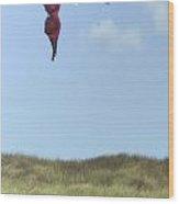 Loveletter From Cloud 9 Wood Print by Joana Kruse