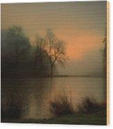 Lovely Dawn Wood Print