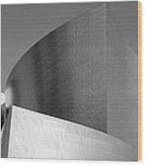 Low Angle View Of A Building, Walt Wood Print