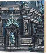 Low Angle View Of A Church, Berliner Wood Print