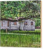 Lowcountry Heritage Wood Print