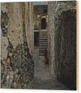Lower Preveli Monastery Crete 2 Wood Print