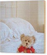 Lttle Bear Wood Print