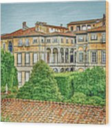 Lucca 03 Wood Print