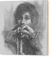 Lucy Wood Print