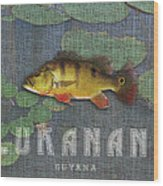 Lukanani Wood Print