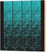 Luminescence 1a Wood Print