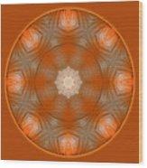 Luminescence II Wood Print
