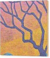 Luminous Daybreak Wood Print