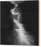 Luminous Waters IIi Wood Print