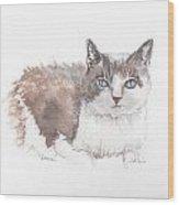 Luna Meade Wood Print