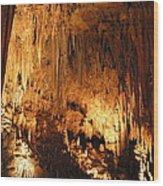 Luray Caverns - 1212112 Wood Print