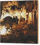 Luray Caverns - 1212162 Wood Print