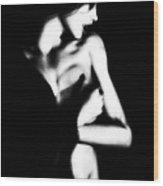 Lust Wood Print