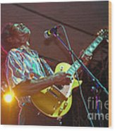Luther Allison-1 Wood Print