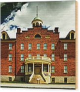 Lutheran Theological Seminary At Gettysburg Wood Print