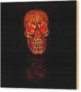 Macabre Wood Print