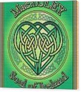 Macauley Soul Of Ireland Wood Print