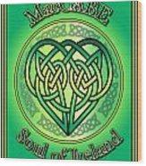 Maccabe Soul Of Ireland Wood Print