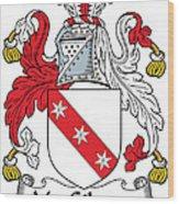 Macgilmore Coat Of Arms Irish Wood Print