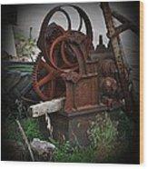 Machine No. 243 Wood Print