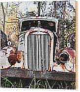 Mack Wood Print