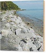 Mackinac Island Race Wood Print