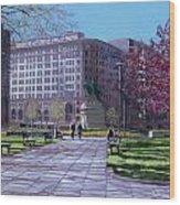 Macpherson Squared Wood Print